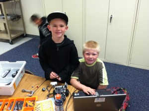 RoboticsGrant Class